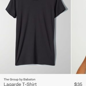 ARITZIA | Group Babaton Lagarde T-shirt